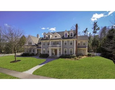 27 Pembroke Rd, Wellesley, MA 02482 - MLS#: 72462265