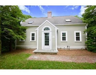 310 Quaker Meetinghouse Rd, Sandwich, MA 02537 - MLS#: 72463877