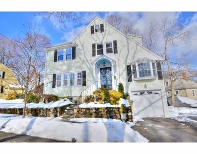 16 Wentworth Road, Melrose, MA 02176 - #: 72464247