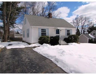 22 Sunny Hill Dr, Worcester, MA 01602 - #: 72464267