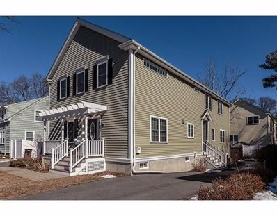 19 Shean Road UNIT 19, Belmont, MA 02478 - #: 72464367