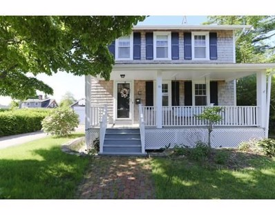 27 Fairview Ave, Falmouth, MA 02540 - MLS#: 72464932