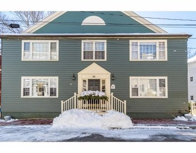 26 Summer St UNIT 11, Marblehead, MA 01945 - MLS#: 72465069