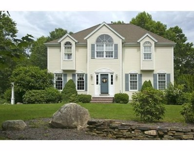 12 Carriage House Lane, Mansfield, MA 02048 - MLS#: 72465296