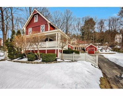 196 Highland Ave, Winchester, MA 01890 - MLS#: 72465407
