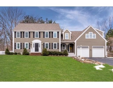 25 Amys Way, Scituate, MA 02066 - MLS#: 72465681