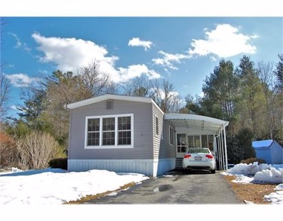 20-4 South Meadow Village, Carver, MA 02330 - MLS#: 72465899