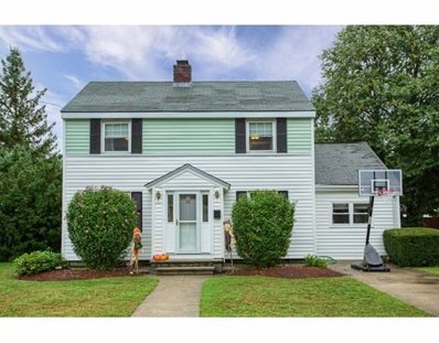 32 Lenox Circle, Lawrence, MA 01843 - MLS#: 72466366