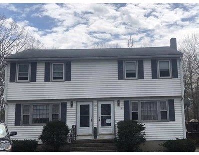 34 3RD St UNIT B, Webster, MA 01570 - MLS#: 72466809