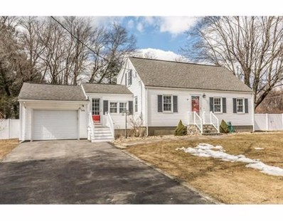 1286 South Street, Tewksbury, MA 01876 - #: 72467713
