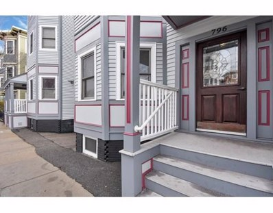 796 Dorchester Ave UNIT 1, Boston, MA 02125 - MLS#: 72467805