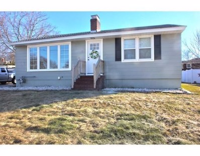 33 Beresford St, Lawrence, MA 01843 - MLS#: 72468024