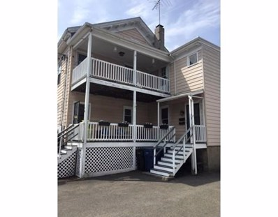 13 Fowler Street UNIT 1, Salem, MA 01970 - MLS#: 72468699