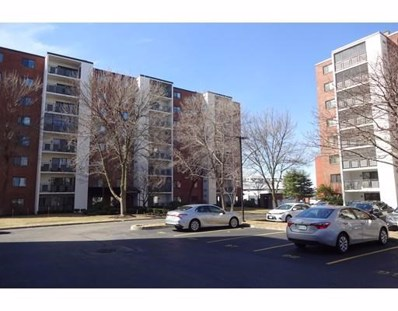 28 Ninth Street UNIT 207, Medford, MA 02155 - MLS#: 72470031