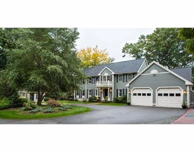 389 Summer Ave, Reading, MA 01867 - MLS#: 72471082