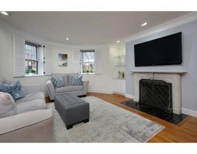 126 Commonwealth Ave UNIT 1, Boston, MA 02116 - MLS#: 72474593