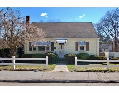 600 Middle Street, Braintree, MA 02184 - MLS#: 72474876