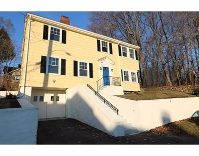 34 Benjamin Road, Arlington, MA 02476 - MLS#: 72475802