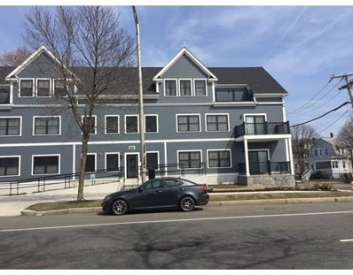 1025 Fellsway UNIT 1, Medford, MA 02155 - MLS#: 72475823