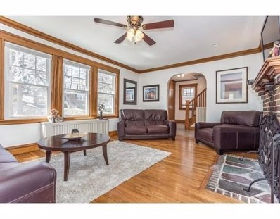 252 Stratford Street, Boston, MA 02132 - MLS#: 72476175