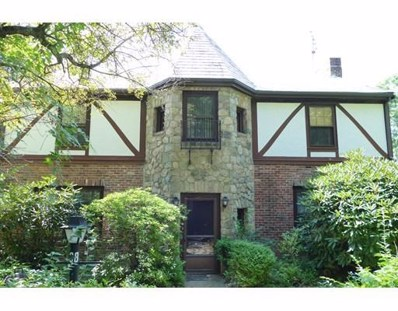 98 Wallis Rd, Brookline, MA 02467 - MLS#: 72476569