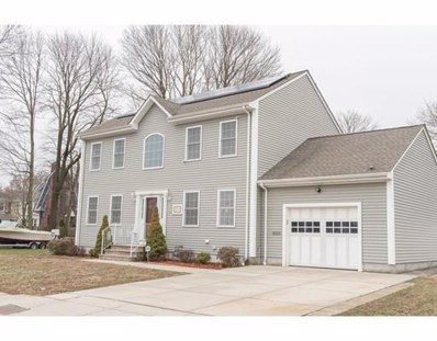 45 Tremont St, New Bedford, MA 02740 - MLS#: 72479187