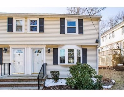 482 Summer St UNIT 482, Arlington, MA 02474 - MLS#: 72479499