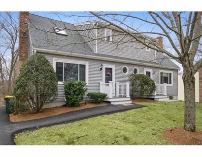 107 Hayward St UNIT 107, Franklin, MA 02038 - MLS#: 72479575