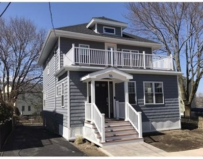 56 Presentation Rd. UNIT 1, Boston, MA 02135 - #: 72480301