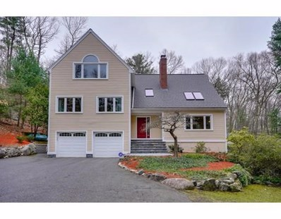 144 Woodridge Road, Wayland, MA 01778 - MLS#: 72480486