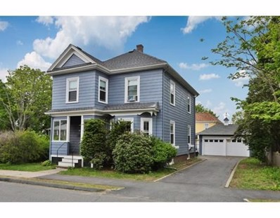 29 Central Ave, Danvers, MA 01923 - MLS#: 72481365