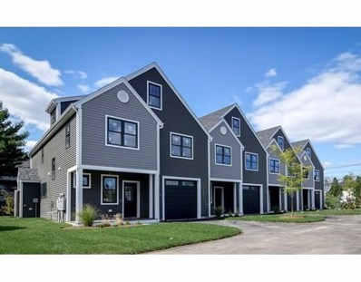 1 Stacey Street UNIT 3, Natick, MA 01760 - MLS#: 72481636