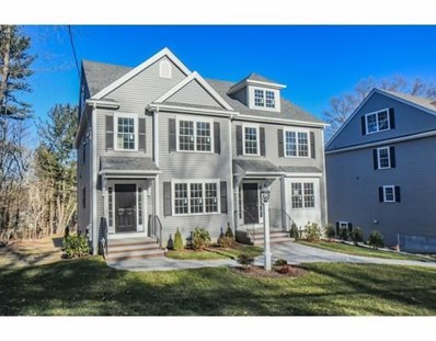 281 West Central UNIT B, Natick, MA 01760 - MLS#: 72481701