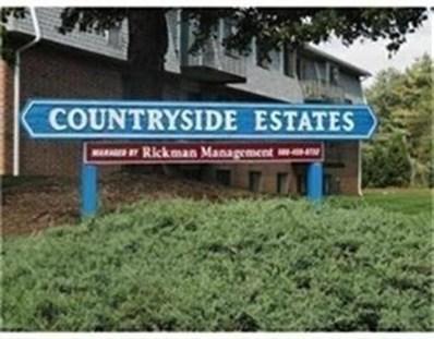 176 Maple Ave UNIT 7-23, Rutland, MA 01543 - MLS#: 72482786
