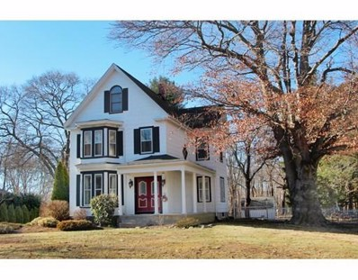 22 Rockland St, Stoughton, MA 02072 - MLS#: 72482815