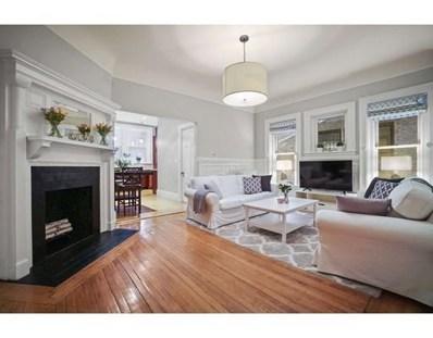 259 Beacon Street UNIT 12A, Boston, MA 02116 - MLS#: 72483362