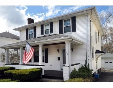 79 Cliff Street, Quincy, MA 02169 - #: 72483431