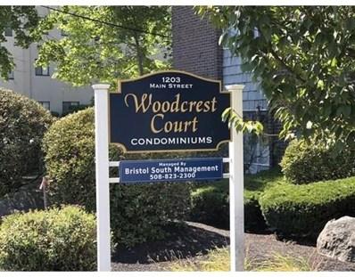 8 Woodcrest Court UNIT 5, Weymouth, MA 02190 - MLS#: 72483716