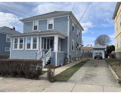 44 Bright St., Fall River, MA 02721 - #: 72484669