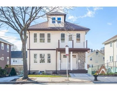 574 Lagrange St UNIT 1, Boston, MA 02132 - MLS#: 72484671