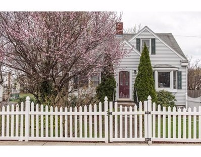 126 Robertson St, Quincy, MA 02169 - #: 72484977