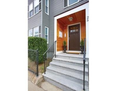 25 Chestnut UNIT 2, Boston, MA 02130 - #: 72486426