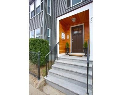 25 Chestnut UNIT 3, Boston, MA 02130 - #: 72486433