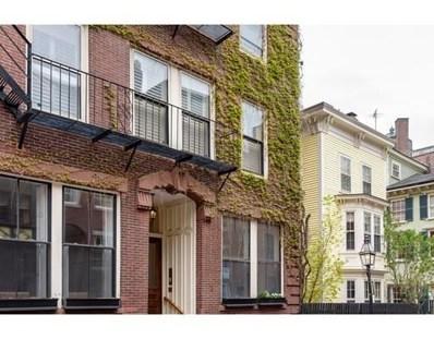 23 Pinckney Street UNIT 4, Boston, MA 02114 - #: 72486716