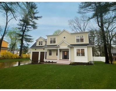 34 Russell Rd, Wellesley, MA 02482 - #: 72486732
