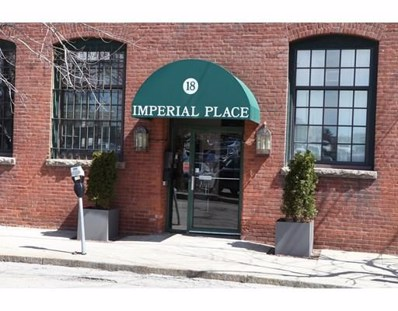 18 Imperial Place UNIT 3 B, Providence, RI 02903 - MLS#: 72488110