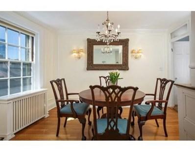 97 Mount Vernon Street UNIT 31, Boston, MA 02108 - #: 72488143