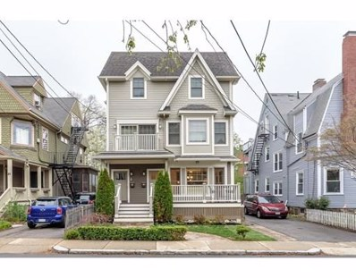 19 Harris St UNIT 2, Brookline, MA 02446 - MLS#: 72490856