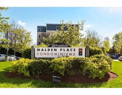 30 Franklin St UNIT 114, Malden, MA 02148 - #: 72500200