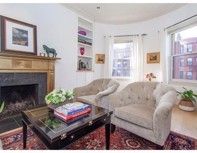 406 Marlborough Street UNIT 4, Boston, MA 02116 - MLS#: 72500469